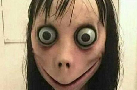 Foto usado pelo perfil da Momo no WhatsApp
