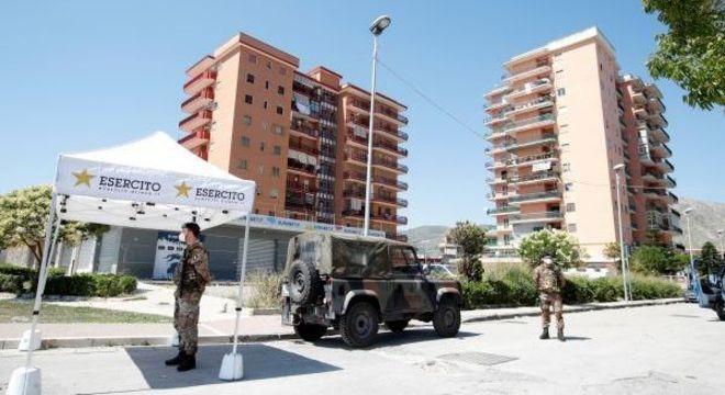 Autoridades alertaram que a cidade pode ser submetida a uma quarentena