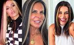 Diz o ditado popular que se você viveu os anos 90 e nunca quis um cabelo bicolor, então viveu errado. Mas como toda tendência de gosto duvidoso um dia vai, mas volta, chegou a oportunidade perfeita para tentar o visual: também conhecido como Money Piece, o cabelo bicolor tem feito a cabeça de realezas pop como Anitta, Gretchen, Cleo Pires, Gabi Prado e até mesmo a deusa Beyoncé. Veja, a seguir, as celebridades que provam que o cabelo bicolor veio para ficar