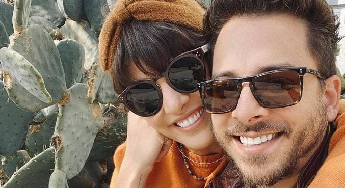 Mulher de Junior Lima conta como os dois conheceram