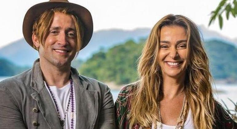 Paulo e Mônica atuaram juntos no filme 'Os Homens são de Marte... E É Pra Lá Que Eu Vou'