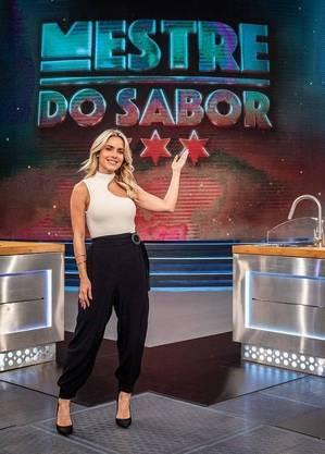 """Monique Alfradique está no """"Mestre do Sabor"""", que estreia hoje"""