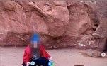 O objeto segue o mesmo destino do monolito de Utah, que também desapareceu no meio da noiteVEJA TAMBÉM:Fotógrafo amador registra pássaros formando uma 'Estrela da Morte'
