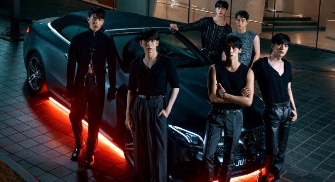 Grupo MONSTA X lançou o single 'One Day', cantado em inglês