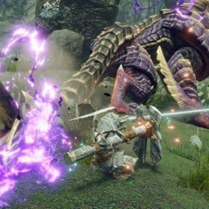 Monster Hunter Rise tem novo trailer e demo chegando hoje ao Switch