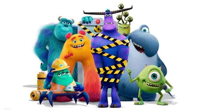 Personagens já conhecidos estão de volta na série 'Monstros no Trabalho'