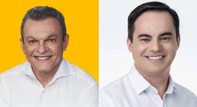 José Sarto (PDT) lidera pesquisa com 55% e Capitão Wagner tem 34%