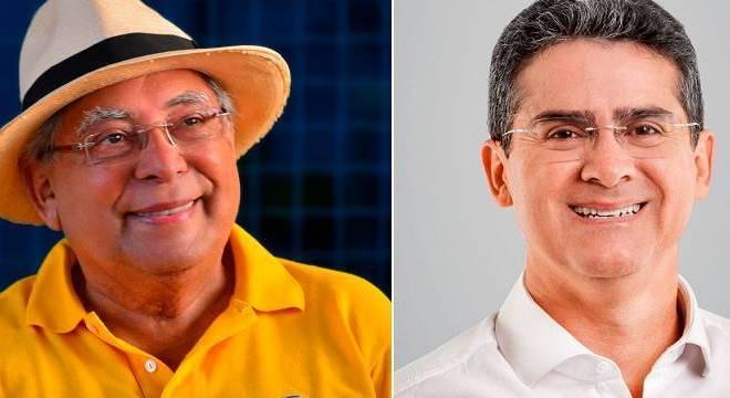 Amazonino Mendes tem 27% das intenções de voto contra 19% de David Miranda