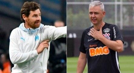 André Villas Boas e Tiago Nunes são opções no São Paulo