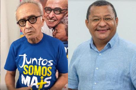 Cícero Lucena e Nilvan Ferreira vão para o segundo turno