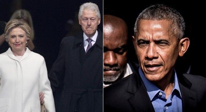 Pacotes com explosivos foram enviados a ex-presidentes americanos