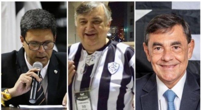 Montagem Eleições Botafogo