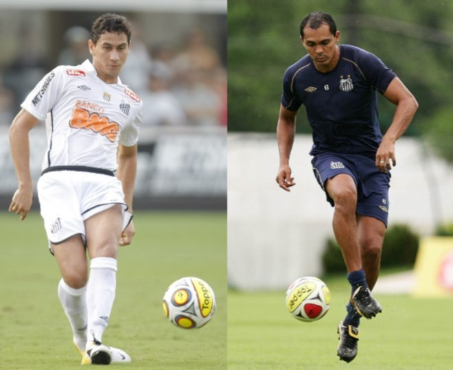 c99756c1140e3 Ganso demonstrou habilidade conhecida dos camisas 10 do Santos e lembrou  Giovanni