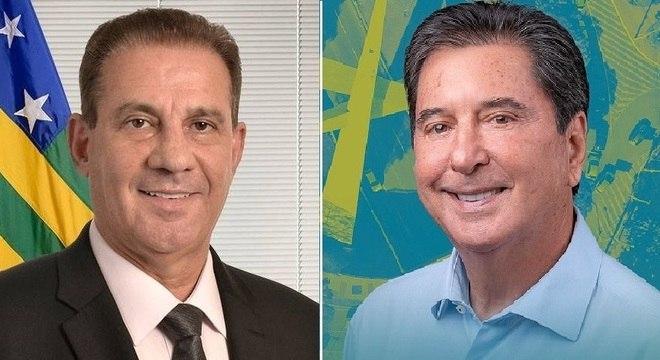 Vanderlan Cardoso tem 29% dos votos contra 20% de Maguito Vilela em Goiânia