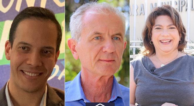 Real Time: Limeira (SP) tem três candidatos empatados na ponta da corrida eleitoral