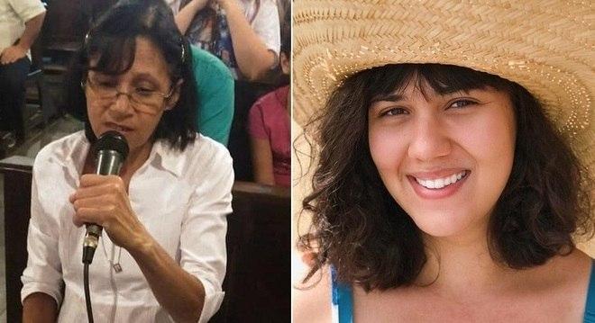 Mãe e filha morreram em acidente envolvendo desabamento de muro