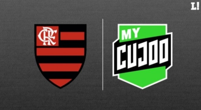 Montagem - MyCujoo e Flamengo