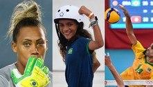 Redes sociais: atletas do Brasil vão da glória ao cancelamento na web