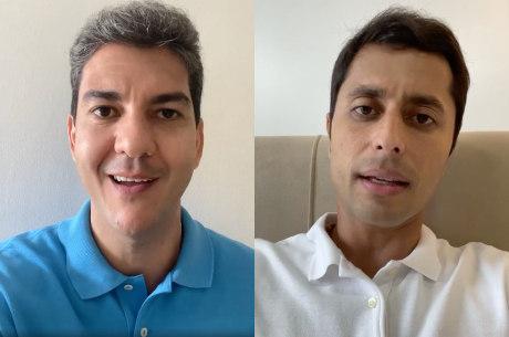 Eduardo Braide e Duarte Júnior vão ao 2º turno