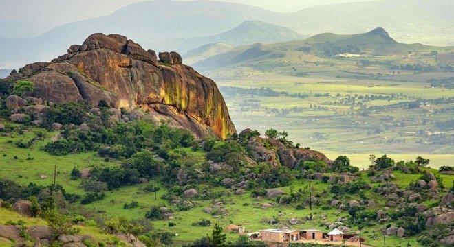 O país tem promulgado leis ambientais para proteger suas belezas naturais