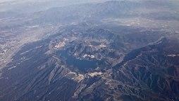 Alerta de erupção vulcânica fecha o turístico monte Hakone, no Japão (Wikipedia)