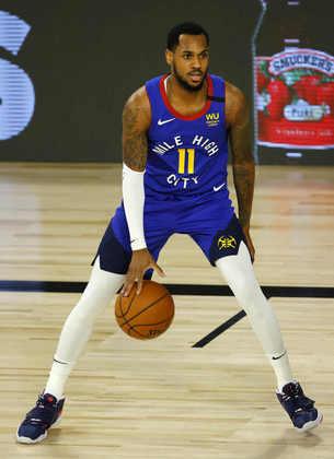 Monte Morris – O armador de 25 anos foi um dos reservas mais sólidos do Nuggets na temporada e, nos playoffs, sua efetivação à titularidade foi o ajuste de Michael Malone que mais melhorou a defesa da equipe contra o Jazz. Não ficaria surpreso se ficasse com a vaga de Gary Harris permanentemente.