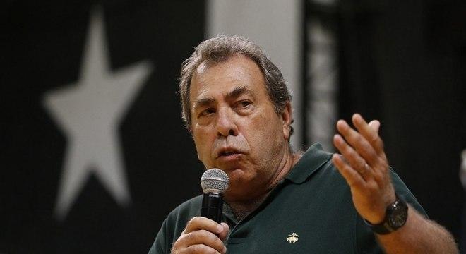 Ex-presidente do Botafogo não perdoou a direção do Flamengo por incêndio
