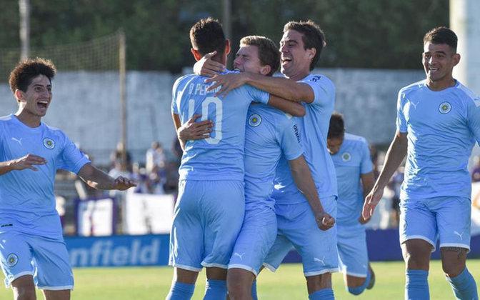 Montevideo City Torque (Uruguai) - Controlado por: City Football Group