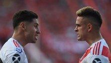 Não está fácil. Palmeiras insiste por Borré e Montiel