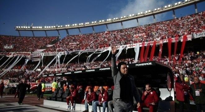 Primeira semifinal argentina vai ser no estádio Monumental de Nuñez
