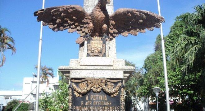 Em Pindamonhangaba, Dom Pedro se hospedou no sobrado do monsenhor Ignácio Marcondes de Oliveira Cabral