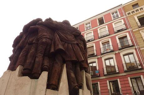 Monumento em Madri homenageia mortos no massacre
