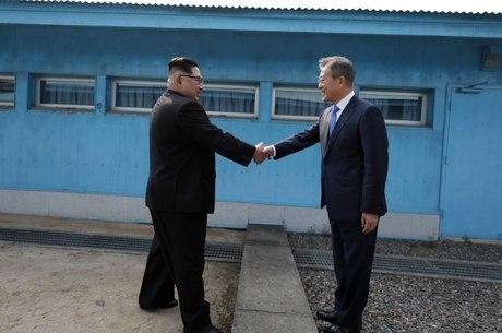 Negociações com Kim são maior conquista de Moon