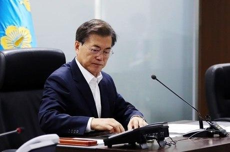 Presidente sul-coreano tem desafios na economia