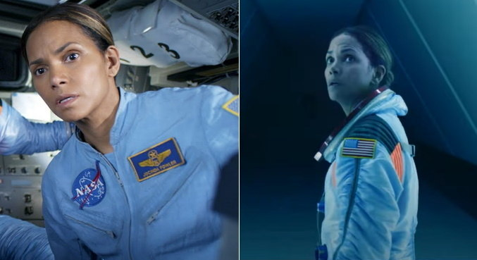 Halle Berry é a protagonista do filme de catástrofe 'Moonfall'