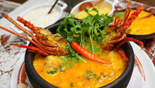 Moqueca de camarão é clássico brasileiro, aprenda a fazer