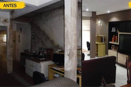Moradigna faz reformas em casas insalubres