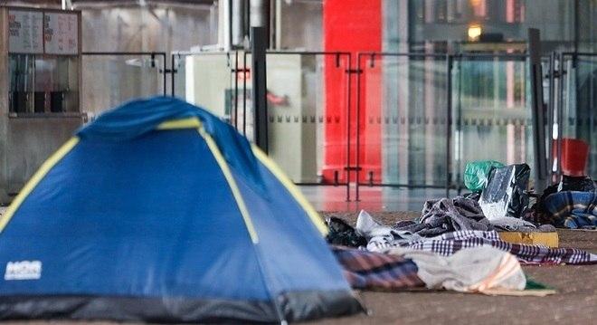Moradores de SP defendem capacitação profissional para moradores de rua
