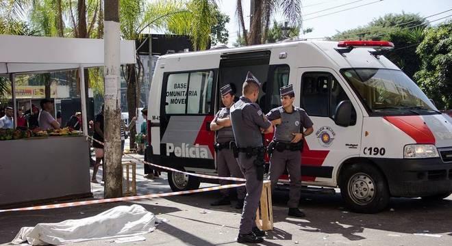 Morador de rua é encontrado morto na zona oeste de SP