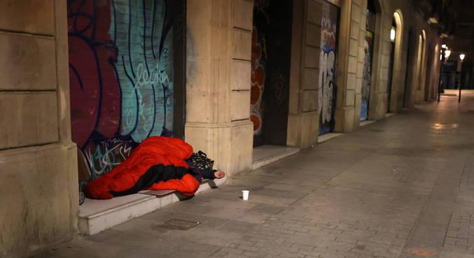 Morador de rua italiano tinha mais de 100 mil euros na conta