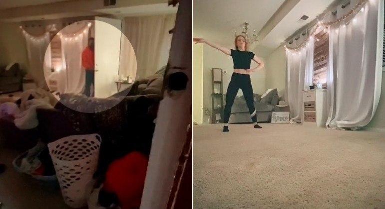 Stalker invadiu apartamento nos EUA, enquanto moradora gravava vídeo para o TikTok