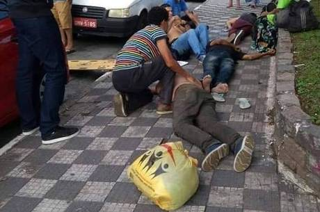 Moradores de rua morreram após tomar bebida