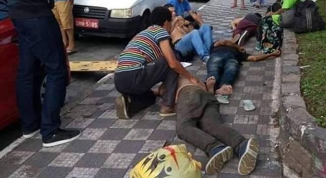 Moradores de rua foram encontrados mortos em Barueri, na Grande São Paulo