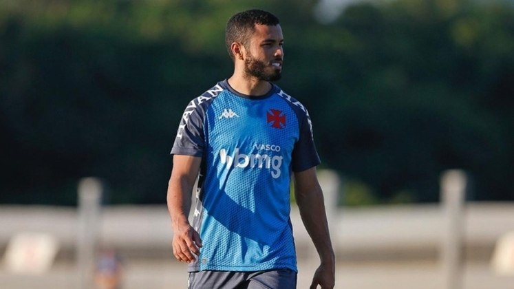 Morato (atacante) - 24 partidas pelo Vasco.