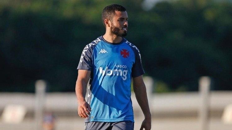 Morato - Posição: Atacante - Clube: Vasco - Idade: 29 anos - Valor de mercado segundo o Transfermarkt: 800 mil euros (aproximadamente R$ 5 milhões) - Contrato até: 31/12/2021.