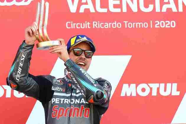Morbidelli conseguiu a terceira vitória no ano