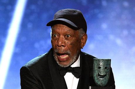Morgan Freeman nega ter assediado oito mulheres
