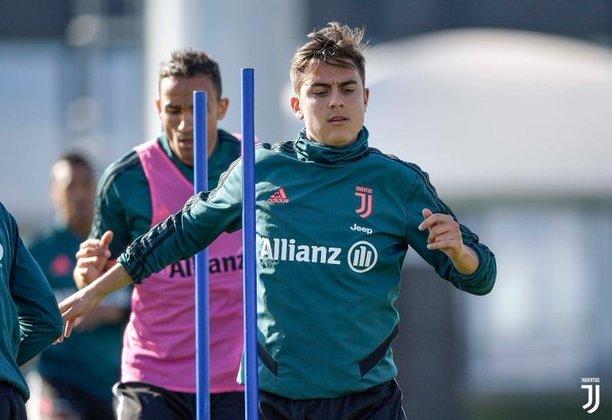 """MORNO - A Juventus e o atacante Dybala parecem estar chegando a um acordo de renovação de contrato, segundo o """"Tuttosport"""". O novo vínculo seria até 2025."""