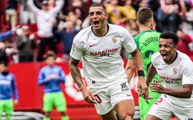 MORNO - Após grande temporada no Sevilha, Diego Carlos atrai interesse de gigantes da Europa. De acordo com o
