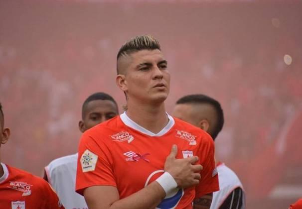 MORNO - Clube colombiano, o América de Cali pode vender o atacante Michael Rangel por conta de problemas financeiros. Clubes da MLS, liga norte-americana de futebol, estão interessados na contratação do atleta.